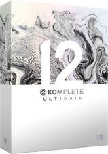Native Instruments Komplete 12 Ultimate Collectors Edition actualización, Komplete 8 U