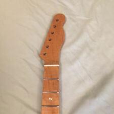 ROASTED FLAME MAPLE GUITAR NECK Fits Telecaster Fender Tele - 21 Fret 1-PIECE