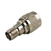 10pcs N-Type Male Plug To TNC Female Jack Straight RF Coaxial Adapter Connector