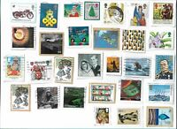 UK High Values Christmas & Commemorative stamps x 50, used (Batch 3)