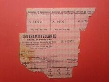 Poland - Lebensmittelkarte - 1944 - karta żywnościowa