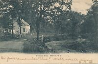 MILLBURN NJ – Brookside Drive – udb (pre 1908)