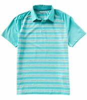 $75 Under Armour Boundless Polo Shirt Heatgear Golf Threadborne 1306112 NEW NWT