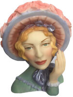 Vintage Cameo Girls LV-014 2000 Edition Angeline 1847 Blue Bonnet Beauty IOB
