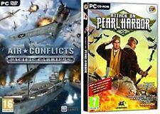Conflictos De Aire Pacific Carriers & ataque a Pearl Harbour Nuevo y Sellado