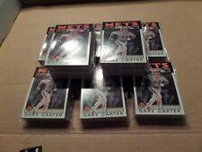 1986 Topps New York Mets Baseball Team Set (39 Cards) ~ Dwight Gooden