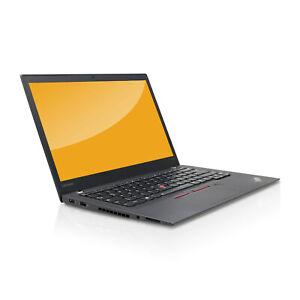 Lenovo ThinkPad T470s Intel Core i7-7600U mit 2,8 GHz 24GB RAM 512GB SSD NVMe