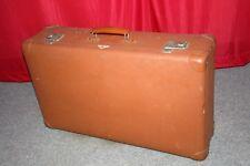 VINTAGE Reisekoffer Hartschale Koffer 74x43x20cm Couch Tisch Oldtimer 40er 50er