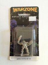1995 Warzone Mutant Chronicles Miniature Capitol Sergeant 9830-A Metal