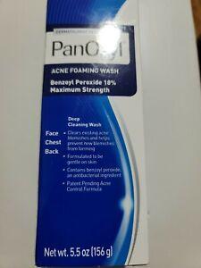 PanOxyl Acne Foaming Wash - 5.5oz