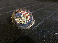SHUTTLE ATLANTIS STS-61-B  LAPEL PIN