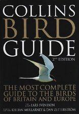 Collins Bird Guide New Hardcover Book Lars Svensson