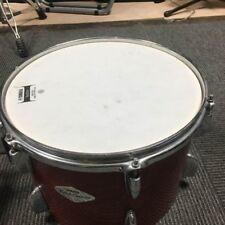"""Gebraucht! Yamaha Beech Custom 13"""" Tom Trommel Made in Japan mit Tom Halter"""