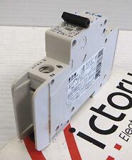 Used Eaton xEffect 1-Pole Circuit Breaker, FAX-C15/1-NA-SP, EN/IEC 60947-2 (WB)