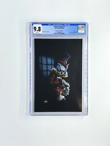 Uncle Scrooge #1 Gabriele Dell'Otto CGC 9.8 Limited 3000 copies DUCKTALES FINALE
