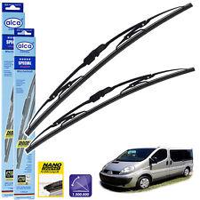 "Renault Trafic 2001-2013 standard windscreen wiper blades 24"" 21"" alca SPECIAL"