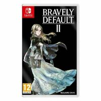 Bravely Default 2 Nintendo Switch Brand new and in stock
