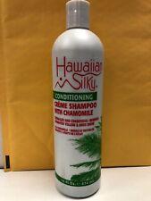 Hawaiian Silky Conditioning Crime Shampoo With Chamomile 16oz. Top Seal Seller
