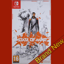 STATE OF MIND - Nintendo Switch ~16+ Brand New & Sealed!