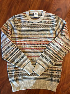 lacoste sweater men size 4