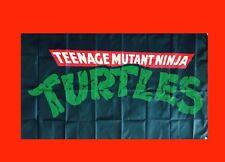 Large Ninja Turtles Tmnt - Video Game Banner Flag Poster