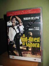 A SUD OVEST DI SONORA DVD NUOVO SIGILLATO MARLON BRANDO