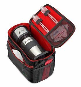 AdirChef Red Grab & Go Coffee Maker Storage Bag Travel Pouch