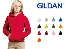 Gildan Heavy Blend YOUTH Hooded Sweatshirt 18500B Sweatshirt Gildan Soft Hoodie