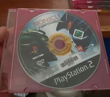 Bionicle Heroes  EX-RENTAL (disc only) - PLAYSTATION 2 PS2  - FREE POST