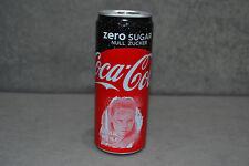 Star Wars The Last Jedi Coca Cola Zero Coke Full Steel Can Germany 2017 Rey