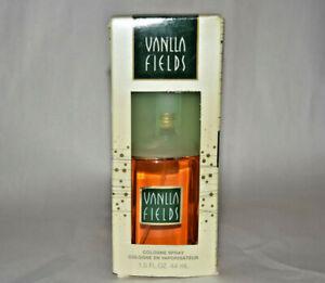NIB Coty Vanilla Fields Cologne Spray 1.5 oz