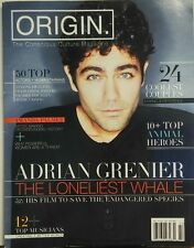 Origin Issue 22 Adrian Grenier The Loneliest Whale Top Muscians FREE SHIPPING sb