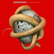 SHINEDOWN - THREAT TO SURVIVAL  CD NEW+