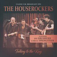 HOUSEROCKERS FEAT.BRUCE SPRINGSTEEN &JOE GRUSHECKY - TALKING TO THE KING CD NEU