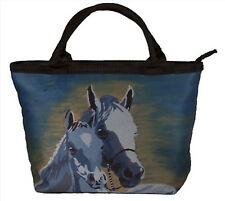 Horse Handbag- Small Purse -From my Original Painting, A Mother's Love