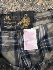 "Vintage BELSTAFF Trialmaster Sammy Miller Pantalones De Cera Chaqueta Para 80 cm/31.5"""