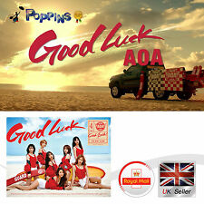 New AOA Good Luck 4th Mini Album Week ver. K-POP CD