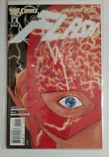 The Flash #2 1st print New 52 DC Comic 2011 NM  Manapul