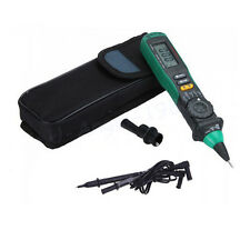 Mastech MS8211D Digital Multimeter Pen Type Auto Range LCD Display Voltage Meter