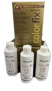 One 'N Only Color Fix With Argan Oil Removes Unwanted Permanent Hair Color