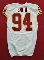 #94 Preston Smith of Washington Redskins NFL Locker Room Game Issued Jersey