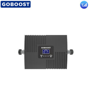 4G LTE 1700/2100MHz 65dB Mobile Phone Signal Booster Band 66/4 Repeater Data