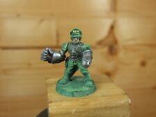 Classic metal Warhammer Rogue Trader Imperial Guard comandante Pintado (2113)