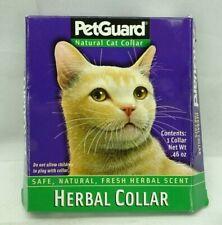 New listing Pet Guard Herbal Cat Collar / 1 Collar .46 oz / T2