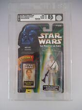 Star Wars Figur Luke Skywalker Hasbro 1998 AFA Graded 85% (1646)