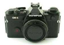 OLYMPUS OM-4 body Gehäuse premium analog 35mm SLR topmodel tested geprüft /20