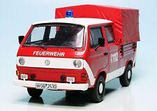 """Premium ClassiXXs 1/43   T3a double cabin  """"Feuerwehr""""-L 50 -11529 LIM.500 PCS"""