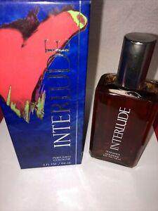 VTG Frances Denney INTERLUDE Perfumed Cologne Splash 4 Oz 118ml Original