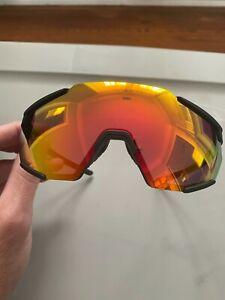 100% Racetrap Sunglasses, Soft Tact Black Frame