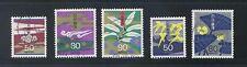 Japan 1995 Celebration & Condolence Comp. Set Of 5 Stamps Sc#2462-66 Fine Used